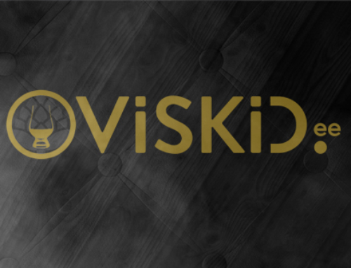Viskid.ee logo