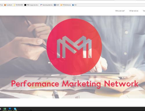 Veebileht Masha Media Groupile